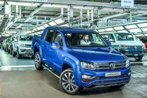 VW Amarok (2018): Produktion gestartet
