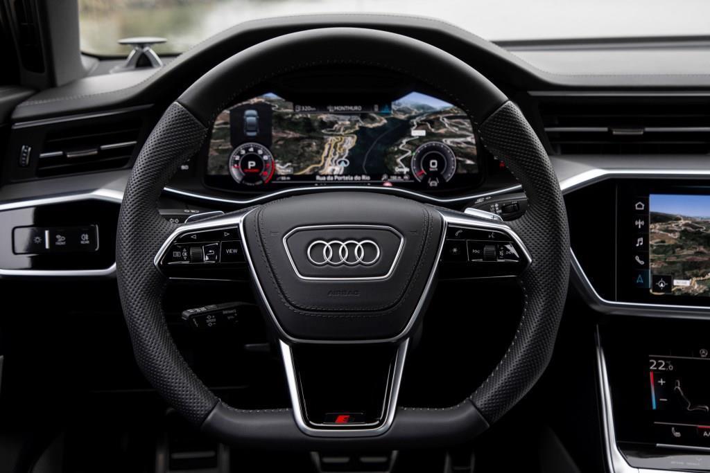 Audi A6 Limousine im Test (2018): Was kann die neue 5 ...