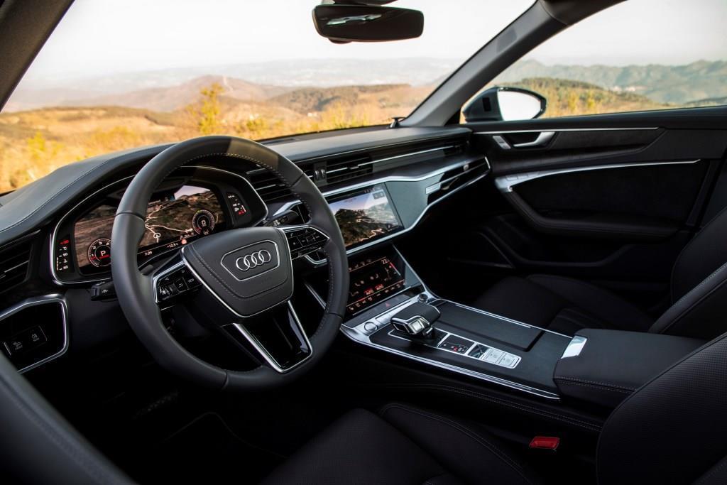 Audi A6 Limousine Im Test 2018 Was Kann Die Neue 5 Generation