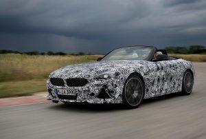 BMW Z4 (2018): Erste Bilder und Infos zum Marktstart