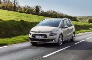 Citroën Grand C4 Spacetourer (2018): Der Picasso im Test