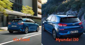 Kia Ceed vs. Hyundai i30 (2018): Duell der jungen Golfjäger aus Korea