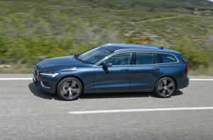Volvo V60 im Test (2018): 2. Generation des Mittelklasse-Kombis