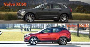 Volvo XC40 oder Volvo XC60? Welches der Edel-SUVs ist die bessere Wahl?