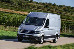 VW Crafter Kastenwagen II im Test (2018): Was kann der Transporter?