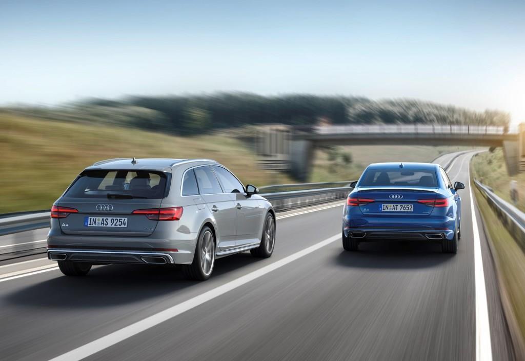 Audi A4 2019 Alle Infos Marktstart Und Ausstattung Meinauto De