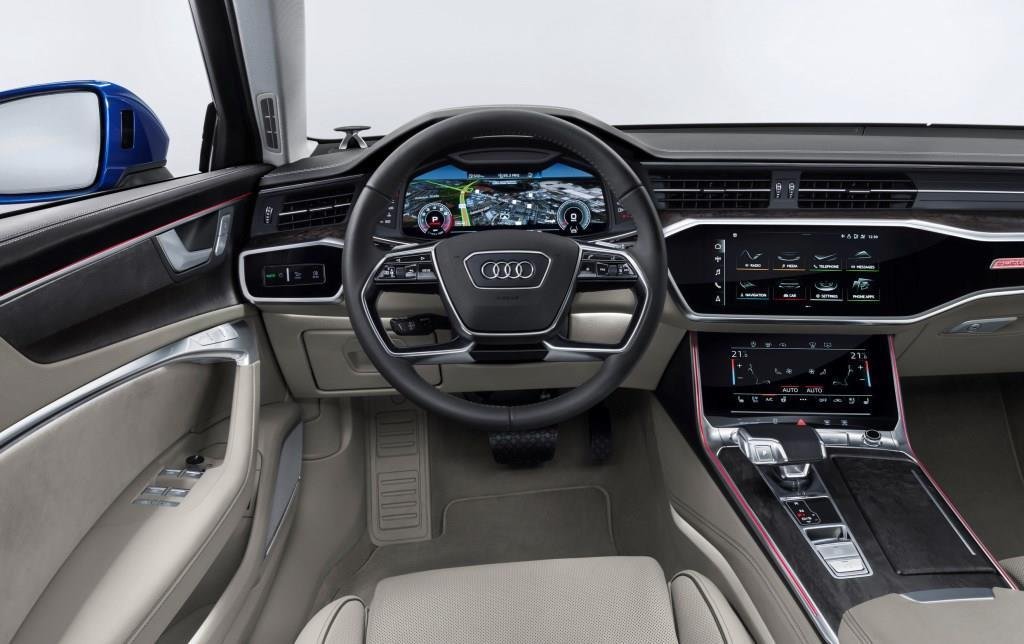 Audi A6 Avant Im Test 2018 Business As Usual Kombi Oder