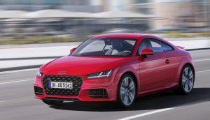 Audi TT Facelift (2018): Alle Infos, Marktstart und Preise