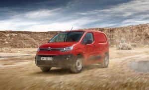 Citroën Berlingo Kastenwagen im Test (2018): erste Ausfahrt im neue Kleintransporter