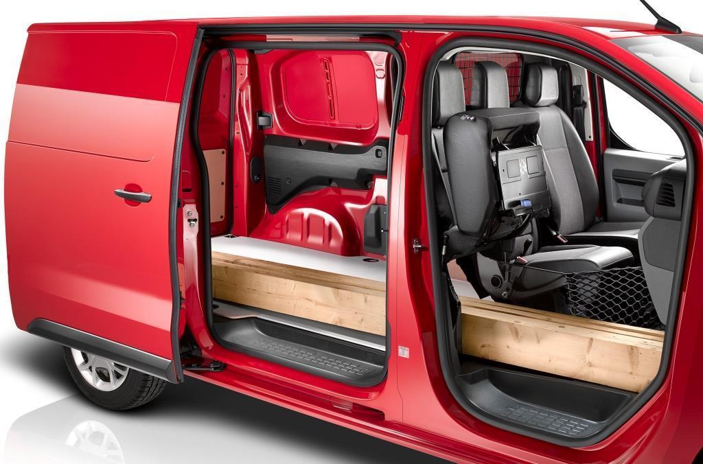citro n jumpy kastenwagen iii im test 2018 fortschritt in spr ngen drei varianten. Black Bedroom Furniture Sets. Home Design Ideas