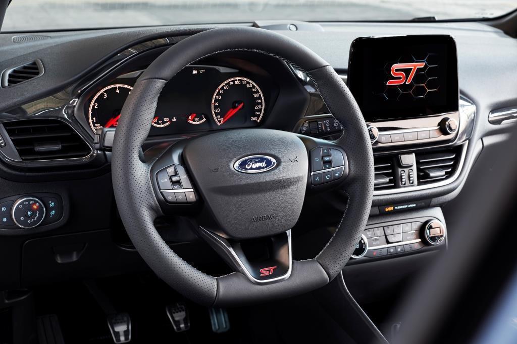Ford Fiesta ST im Test (2018): reichen drei Düsen für ...