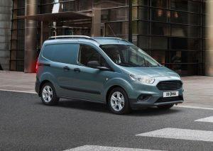 Ford Transit Connect und Courier: Motoren mit Euro 6d-TEMP-Norm