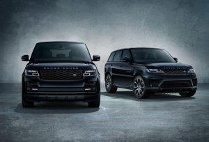 "Land Rover ""Shadow Edition"": Neue Range Rover Sondermodelle"