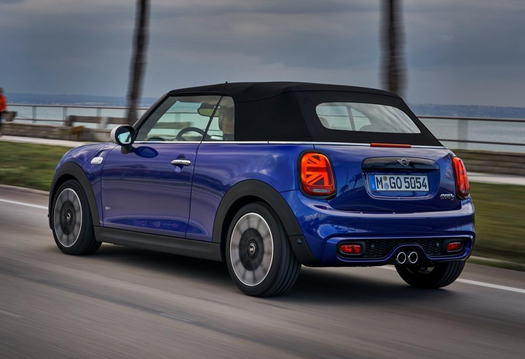 Mini Cabrio Im Test 2018 Lohnt Sich Das Mini Facelift Meinautode