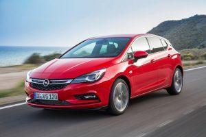 Opel: Alle Pkw-Modelle mit WLTP-Zertifizierung (2018)