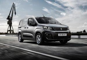 Peugeot Partner (2018): Zahlreiche Neuerungen für Gewerbekunden