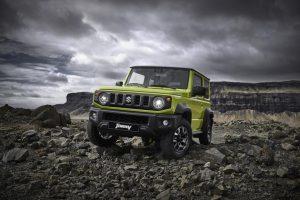 Suzuki Jimny (2018): Alle Infos, PS, Marktstart und Bilder