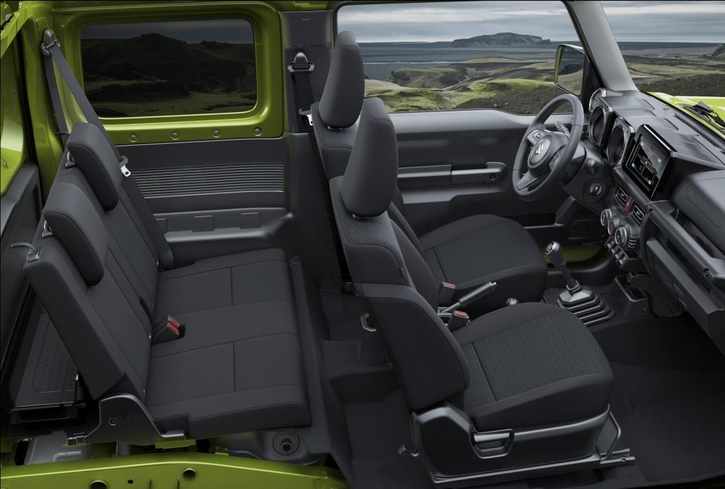 Suzuki Jimny Sierra Review