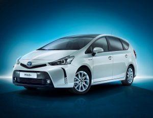 Toyota Prius+ im Test (2018): Facelift für den kompakten Hybrid-Van