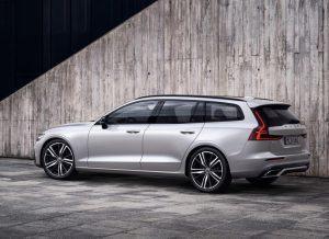 Volvo V60 R-Design: Neue Ausstattungslinie mit sportlicher Note
