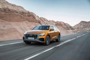 Audi Q8 (2018): Markteinführung der neuen Oberklasse