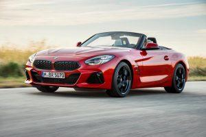 BMW Z4 (2018): Weltpremiere in Pebble Beach