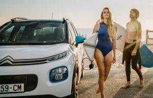 Citroen C3 Aircross Rip Curl (2018): Neue Sonderserie mit dem Surfer-Label