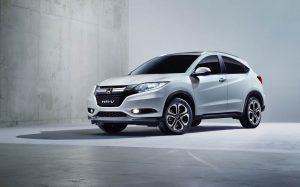 Honda HR-V (2018): Mit Facelift ins neue Modelljahr