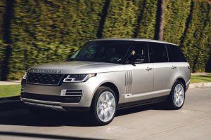 Land Rover Range Rover (2019): Alle Infos, Bilder und PS