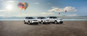 Land Rover (2018): Skyview-Sondermodelle für drei Baureihen