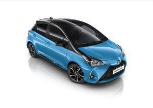 Toyota Yaris Splash Hybrid (2018): Limitiertes Sondermodell erhältlich