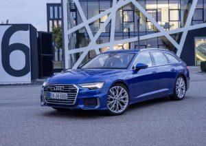 Audi A6 Avant: Neues Modell vorgestellt