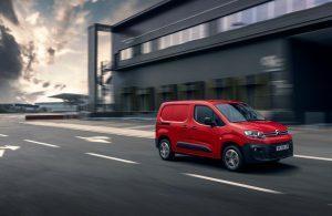 Citroen Berlingo: Weltpremiere des Kastenwagen auf der IAA Nutzfahrzeuge