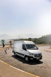 Hyundai H350: Ideale Kombination für Personen- und Warentransport
