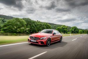Mercedes C-Klasse Coupé 2018 im Test: das kaum sichtbare Facelift mit Tiefgang