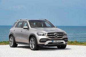 Mercedes-Benz GLE (2018): Ein durchdachter SUV-Trendsetter