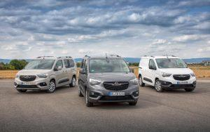 Opel: Zwei Weltpremieren auf der IAA Nutzfahrzeuge (2018)