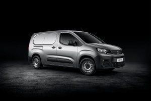 Peugeot Partner: Weltpremiere auf der IAA Nutzfahrzeuge