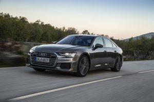Audi A6: Fünf Sterne im NCAP Crashtest