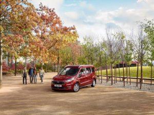 Ford Tourneo Connect 2018 im Test: wie gut steht dem Familien-Van das Facelift?