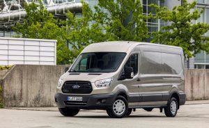 Ford Transit: Premiere auf der IAA in Hannover