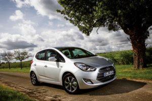 Hyundai ix20: City-Van erfüllt neue Abgasnorm