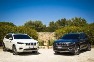 Jeep Cherokee: Die Weiterentwicklung eines Mittelklasse-SUV