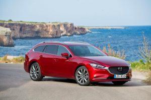 Mazda 6 Kombi Signature im Test (2018): Sonderedition als besondere Facelift-Zugabe