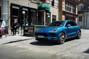 Porsche Macan: Neue Generation in Paris vorgestellt