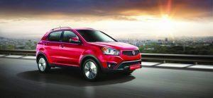 Ssangyong Korando im Test (2018): neues Facelift für das trittfeste Kompakt-SUV