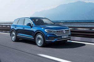 VW Touareg (2018): Fünf Sterne beim NCAP Crashtest