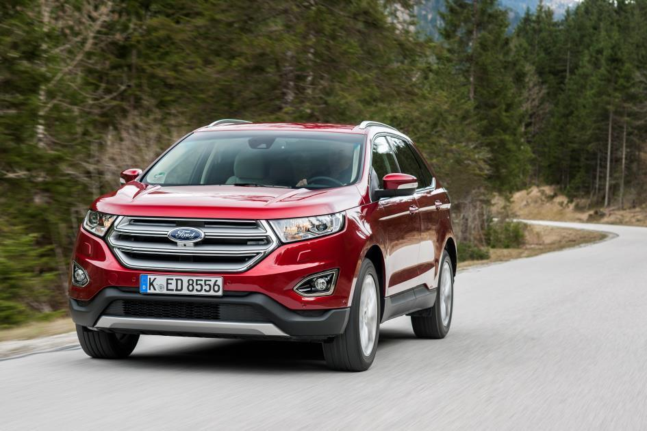 ford edge 2018 im test wie gut rollt das facelift des. Black Bedroom Furniture Sets. Home Design Ideas
