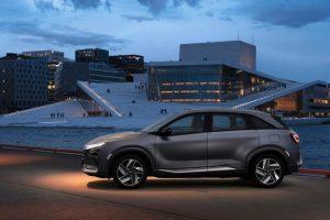 Hyundai Nexo: Fünf Sterne beim EuroNCAP