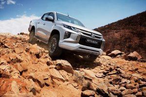 Mitsubishi L200: Weltpremiere des neuen Pick-up-Modells